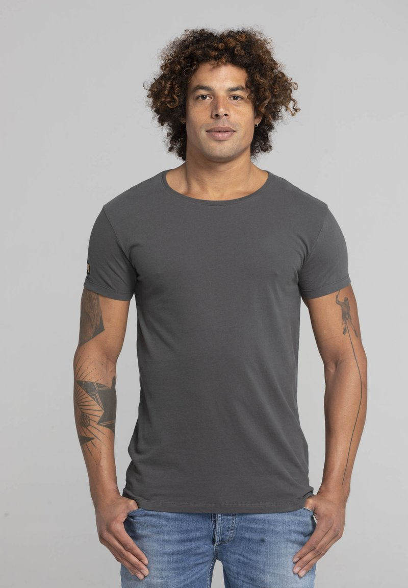 Liger - LIMITED TO 360 PIECES - Basic T-shirt - dark grey