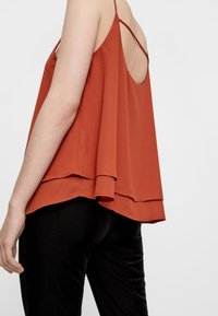 Pieces - PCBODIL SLIP - Top - ochre - 3
