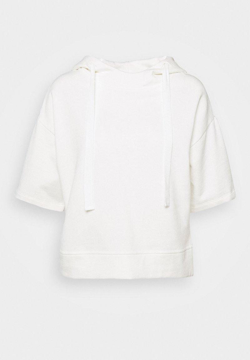 Opus - GELLINA - T-shirt z nadrukiem - milk