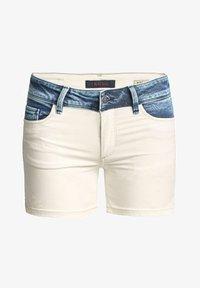 Salsa - Denim shorts - weiß - 4