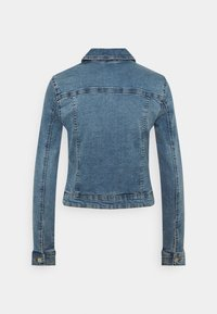 Vero Moda - VMTINE SLIM JACKET - Jeansjakke - light blue denim - 1