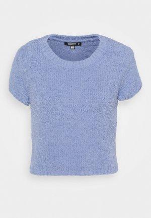 POPCORN - T-shirts med print - blue