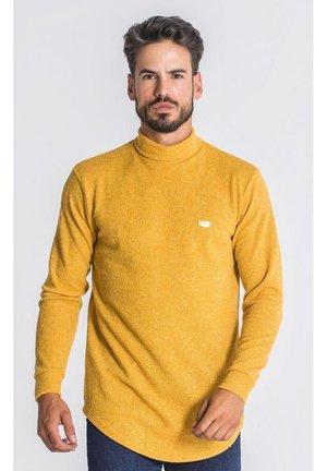 Sweatshirt - gold