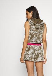 Calvin Klein Underwear - ONE LOUNGE BOOTY  - Pyjama bottoms - muted pine bleach - 2