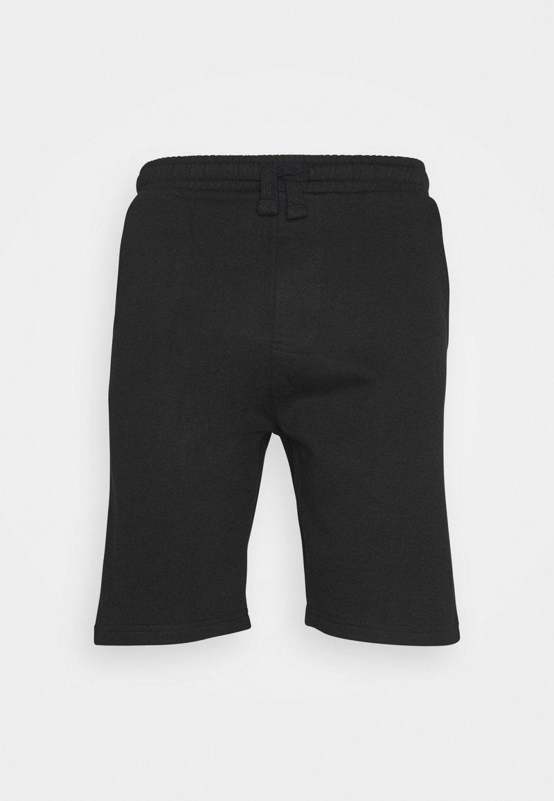 Denim Project - BASIC - Spodnie treningowe - black