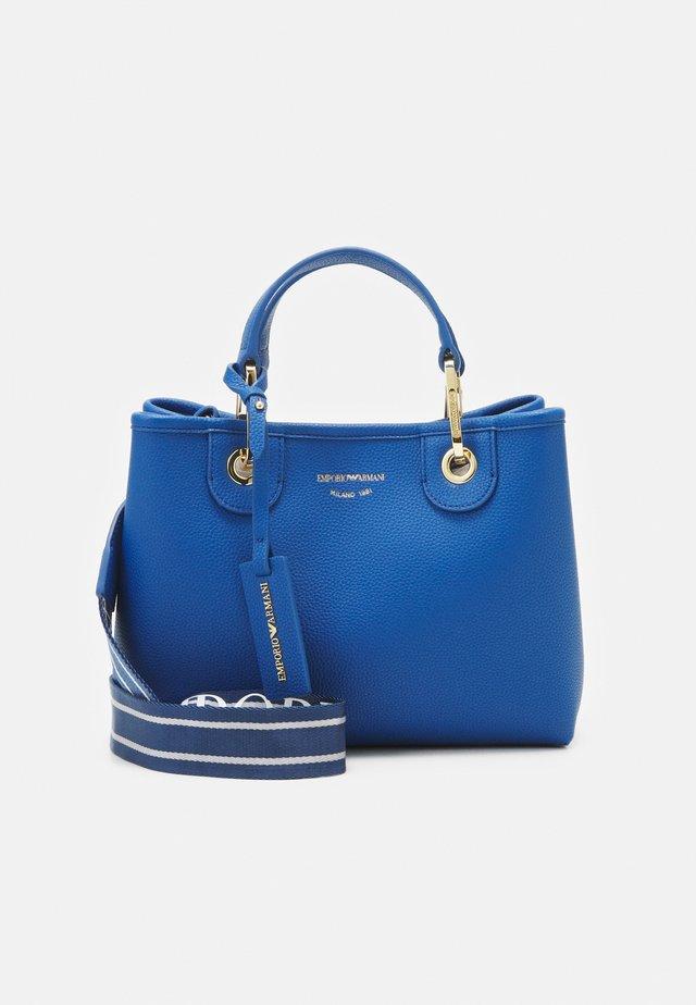 Handbag - bluette/verde