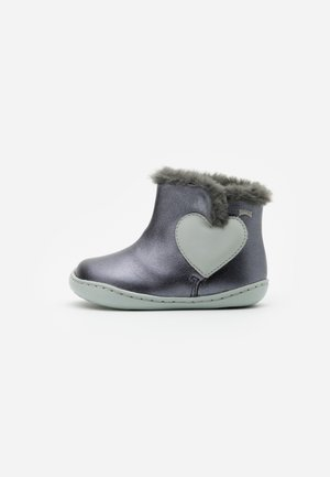 PEU CAMI  - Baby shoes - dark gray