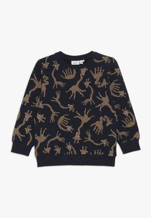 NMMLUIO - Sweater - dark sapphire