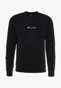 Champion - CREWNECK  - Sweatshirt - black - 4