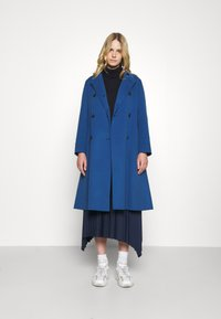 WEEKEND MaxMara - STRUZZO - Classic coat - dusty blue - 1