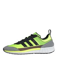adidas Originals - SL 7200 SHOES - Trainers - black - 0