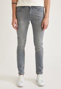 DeFacto - Jeans slim fit - grey - 0