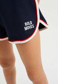 WE Fashion - 2 PACK - Shorts - dark blue - 3