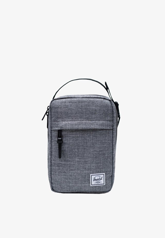 CHAPTER CONNECT - Travel accessory - raven crosshatch