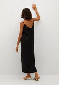 Mango - EMMA-I - Day dress - black - 1