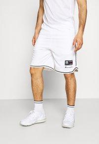 Champion - BERMUDA - Sports shorts - white - 0