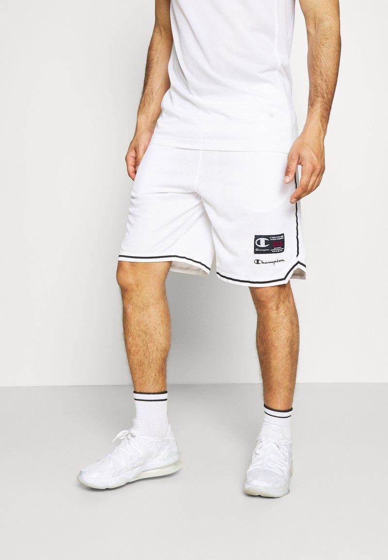 Champion - BERMUDA - Sports shorts - white