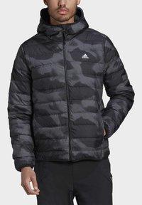 adidas Performance - Sports jacket - grey - 5