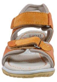 Pio - Walking sandals - orange - 3