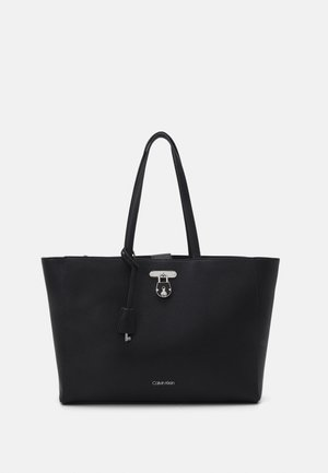 LAP SLEEVE SET - Shopping bags - black
