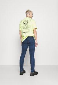 Diesel - SLEENKER - Jeans Skinny Fit - dark blue - 2