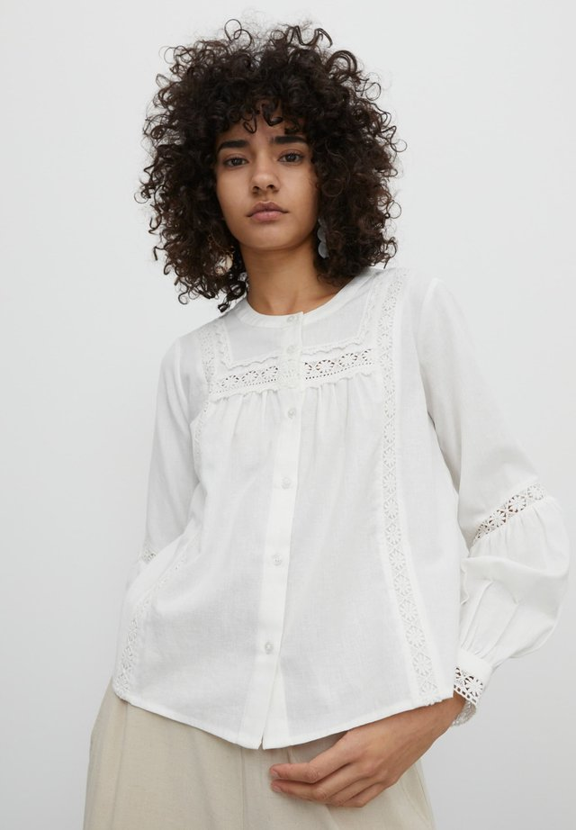 SPENCER - Blouse - weiß