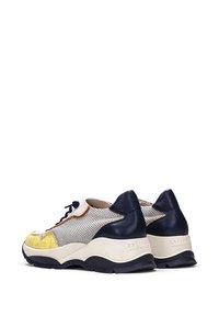 Hispanitas - ANDES  - Sneakers laag - beige,/yellow/dark blue - 3