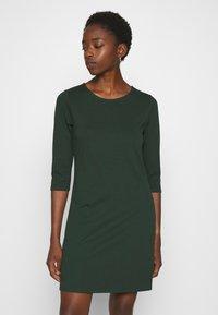 ONLY - ONLBRILLIANT DRESS  - Jersey dress - pine grove - 0