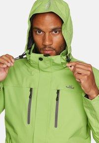 Jeff Green - HARSTAD - Outdoor jacket - kiwi - 3