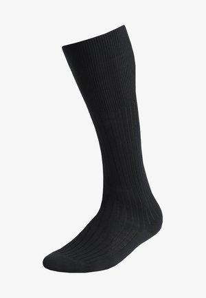 BRISTOL PURE - Knee high socks - dark navy