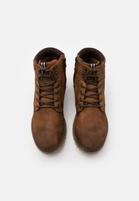 Dockers by Gerli - Lace-up ankle boots - cognac - 3