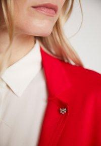 Rich & Royal - Blazer - cherry red - 4