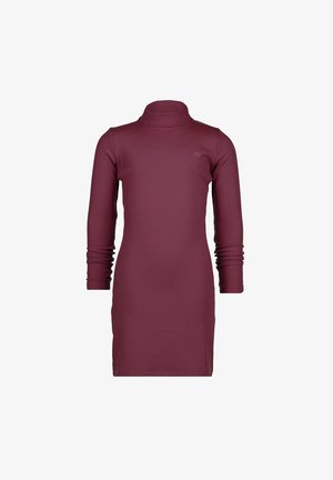 NARBONNE - Day dress - bordeaux red