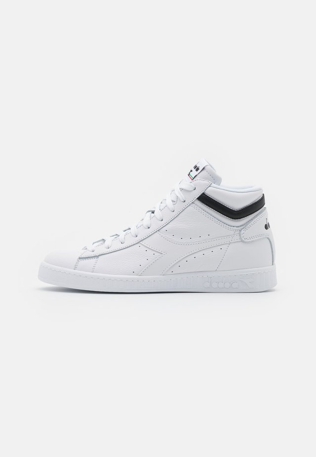 GAME OPTICAL - High-top trainers - optical white/black