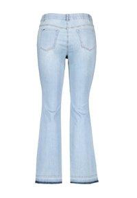 Samoon - Bootcut jeans - light blue denim - 4