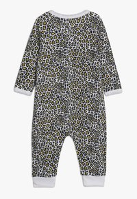 Name it - NBFNIGHTSUIT ZIP 2 PACK - Pijama - golden rod - 2