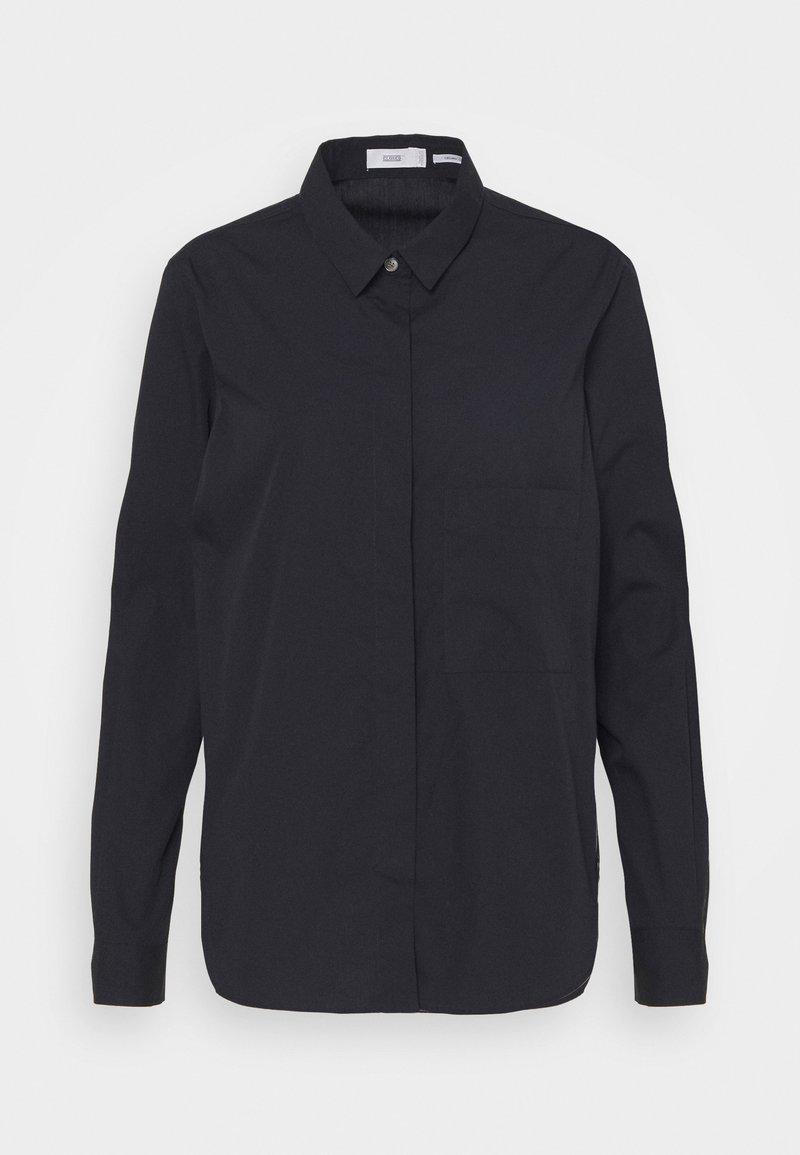 CLOSED - HAILEY - Button-down blouse - dark night