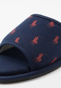 Polo Ralph Lauren - ANTERO - Domácí obuv - navy - 5