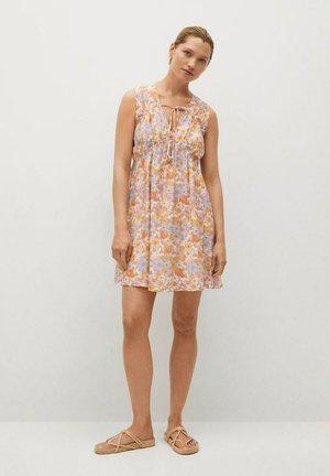MINA - Day dress - roze