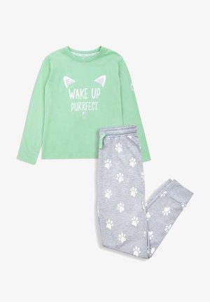 2 SET NAPLES - Pyjama - mint