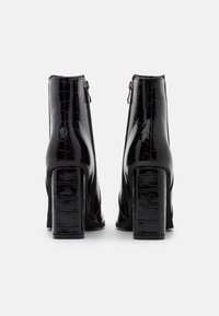 RAID - CINDY  - Ankelboots med høye hæler - black - 3