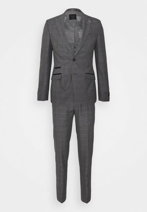 STACKSTEAD SUIT SET - Suit - charcoal