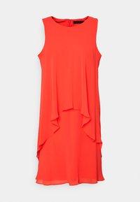 Lauren Ralph Lauren - CLASSIC DRESS - Cocktail dress / Party dress - regal coral - 6