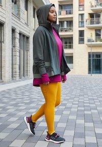 adidas Performance - ASK C.RDY - Leggings - yellow - 4