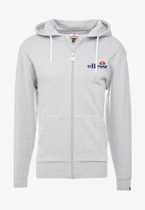 BRIERO - Zip-up hoodie - grey marl
