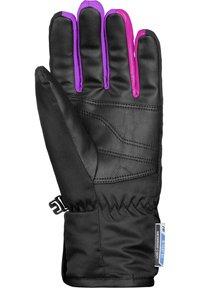 Reusch - DARIO R-TEX® XT  - Gloves - black/pink glo - 1