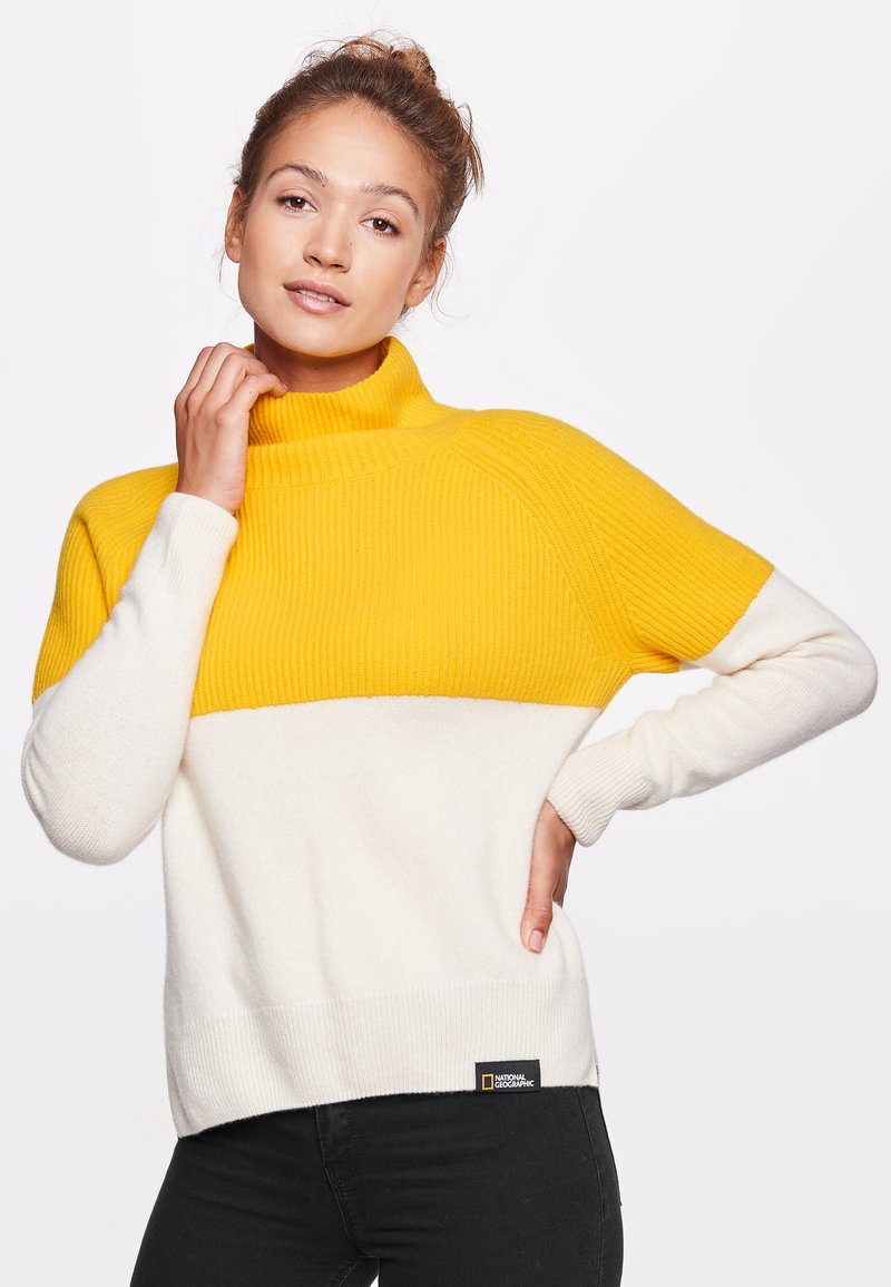 National Geographic - Jumper - offwhite