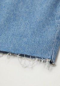 Mango - LAUREN - Jeansshort - średni niebieski - 2