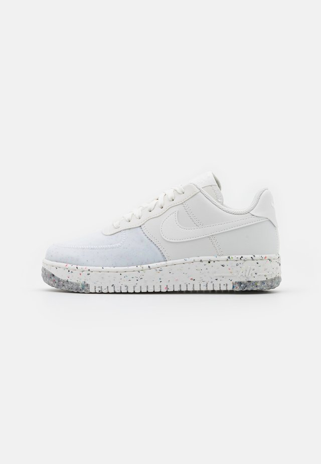 AIR FORCE 1 CRATER - Sneakers laag - summit white