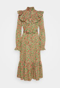 Notes du Nord - TILLA DRESS - Sukienka koszulowa - green - 5